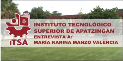 María Karina Manzo